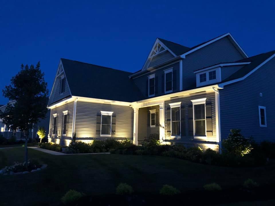 landscape lights millville